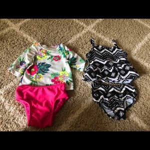 Other - 6-12 month bathing suits!